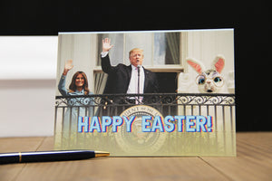 Trump Easter Card