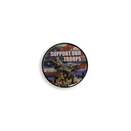 Support Our Troops Phone Grip Socket