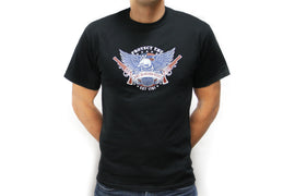 Protect The 2nd Amendment Black T-Shirt