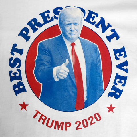 "**SPECIAL SALE** Donald Trump ""The Best President Ever"" T-Shirt"