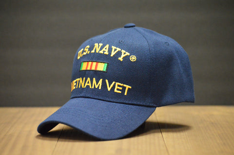 U.S Navy Vietnam Veteran Blue Hat!