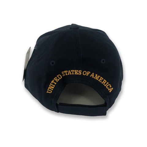 United States Of America Navy Hat
