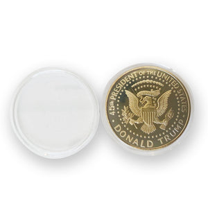 Protective case for gold coin (Coin Not Included)