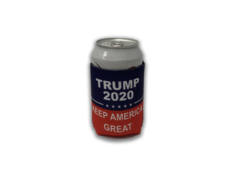 Trump 2020 Keep America Great Koozie