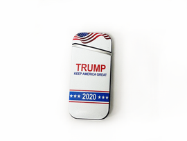Trump 2020 Windproof Electric Rechargeable  Lighter (Special SALE!)