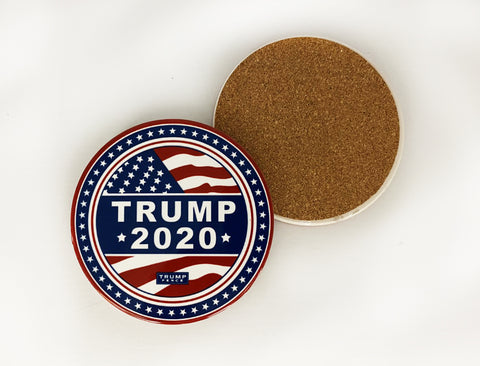 Trump 2020 Ceramic Coasters