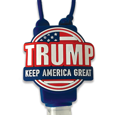 Trump Keep America Great 1 Fl. Oz. Hand Sanitizer