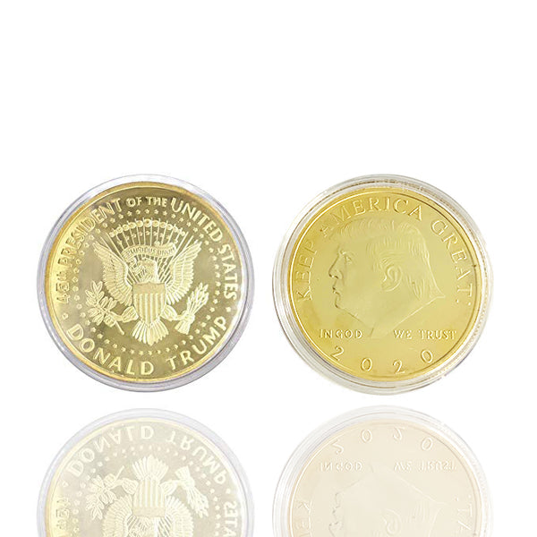 Donald Trump Commemorative Coin (Limit 3)