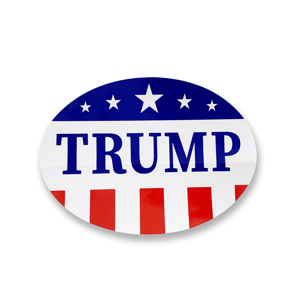 Trump Oval Sticker