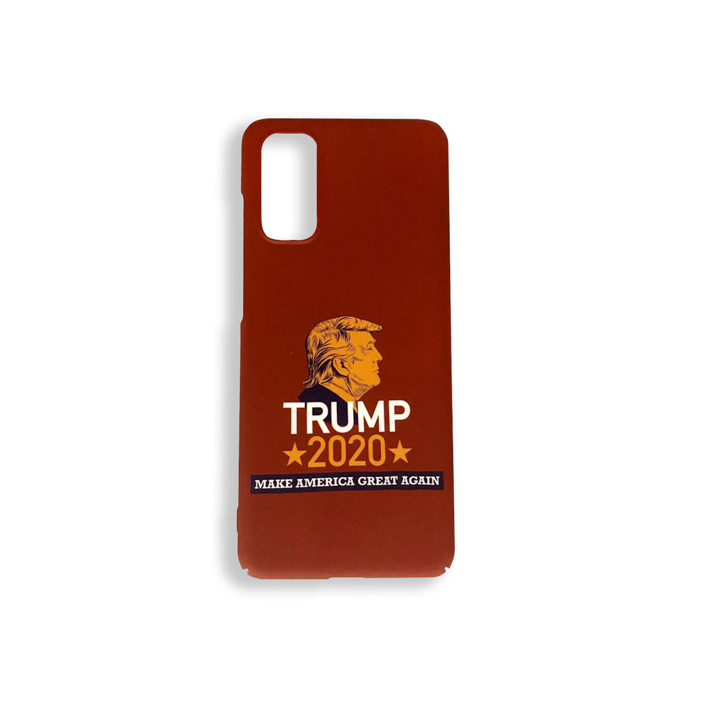 Trump 2020 Make America Great Again Galaxy S20 RED Phone Case