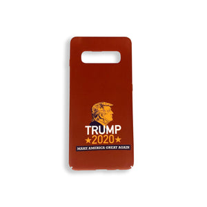 Trump 2020 Make America Great Again Galaxy S10 RED Phone Case