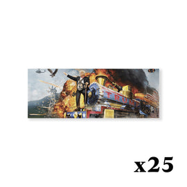 Trump Train Of Freedom Sticker 25 Pack