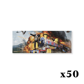 Trump Train Of Freedom Sticker 50 Pack
