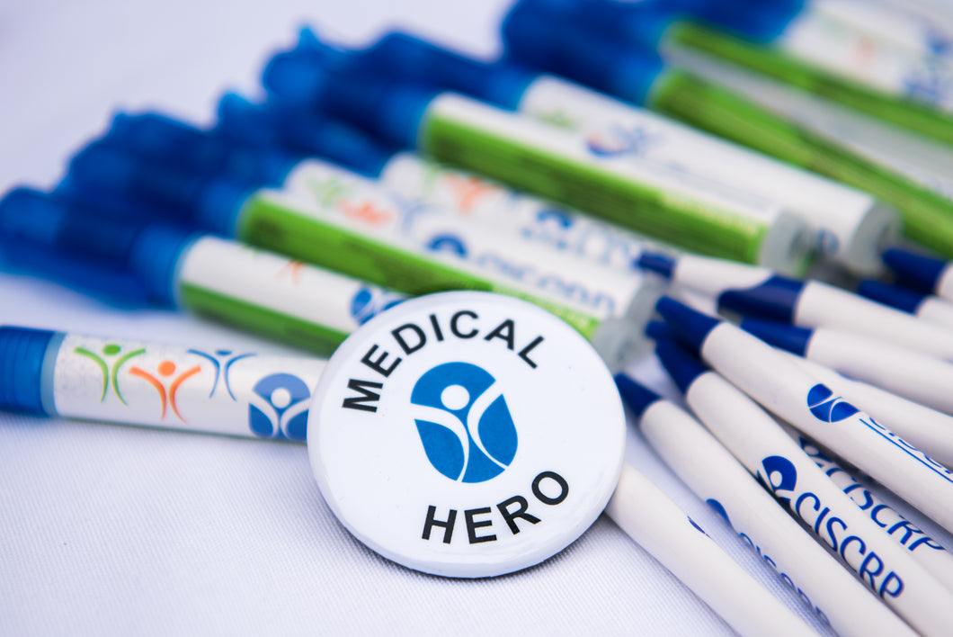 Medical Hero Buttons