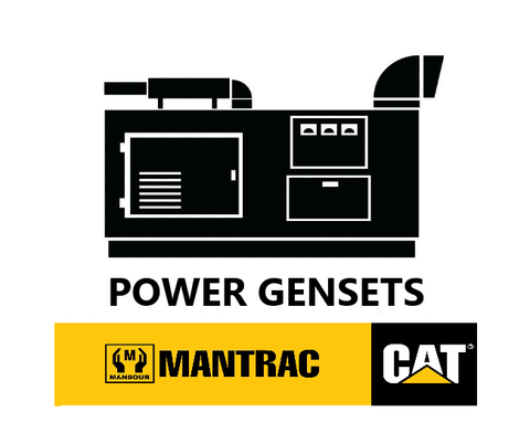 CAT®  Gen Sets - C4.4  S/N: S1M01930