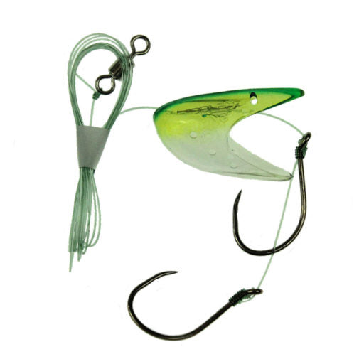herring barbless lime uv