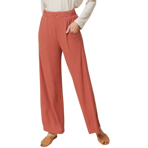 Terra-Cotta Lounge Pants