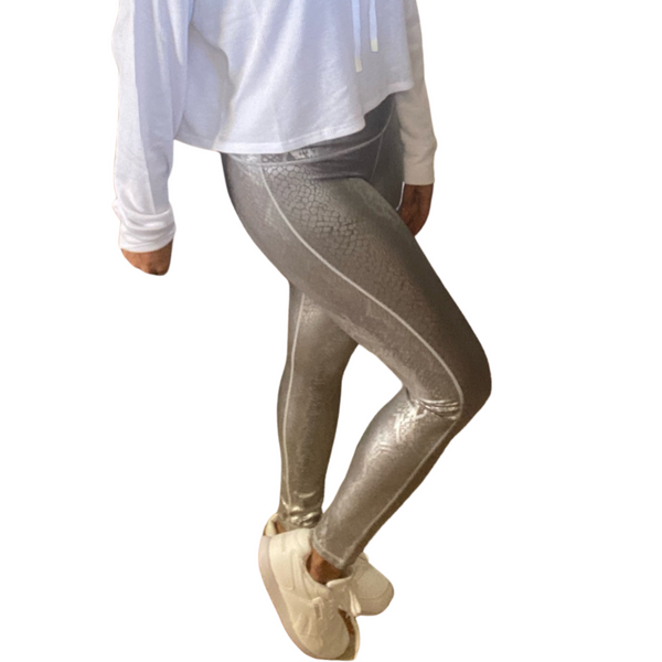 Silver Bullet Leggings