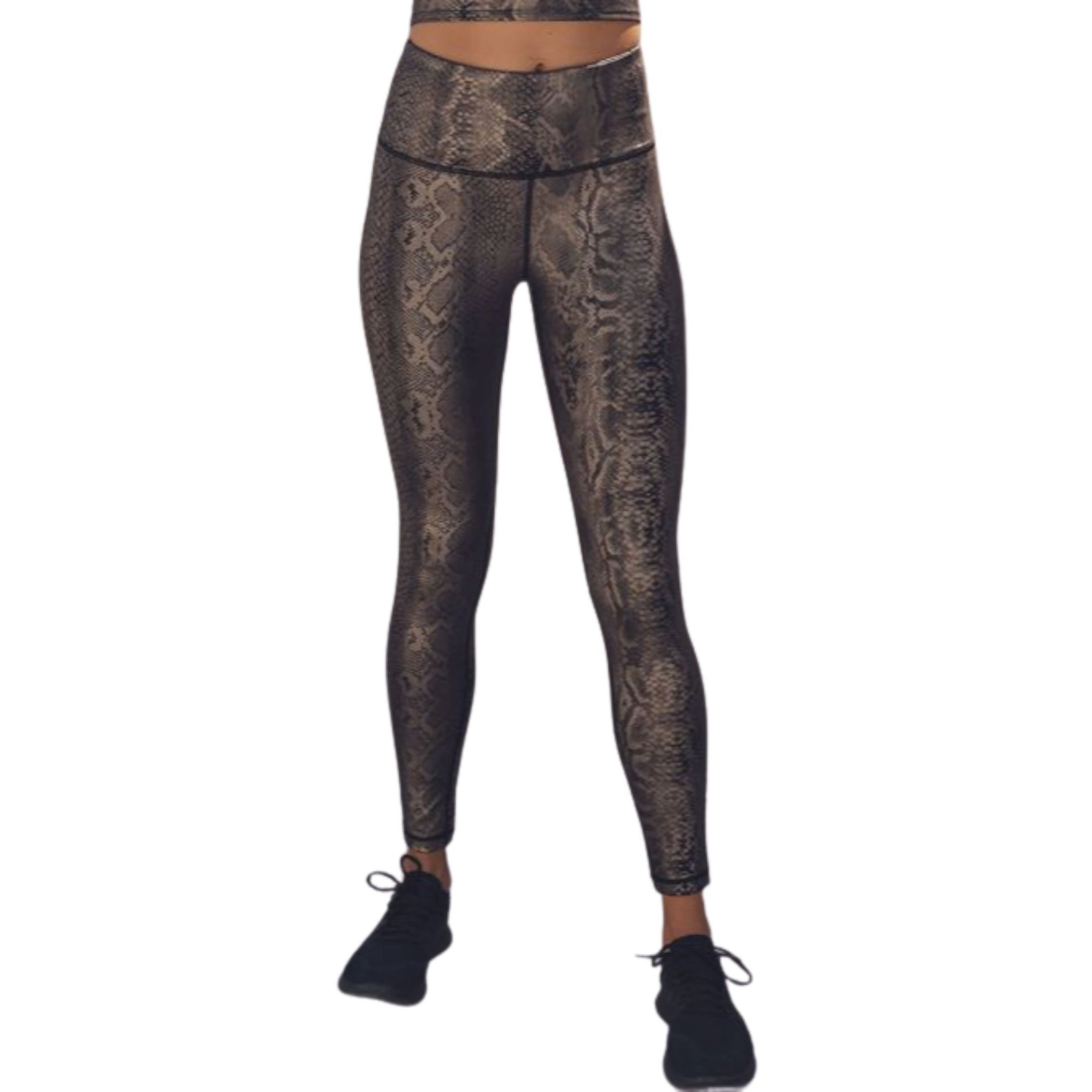 Copperhead Metallic Leggings