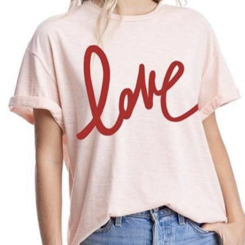 All We Need is Love Graphic Tee