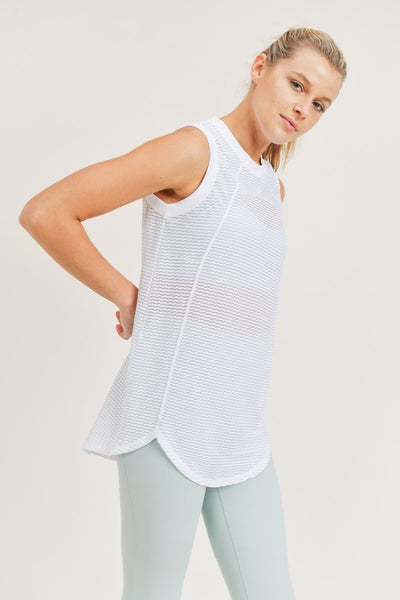 Don't Mesh With Me Tank