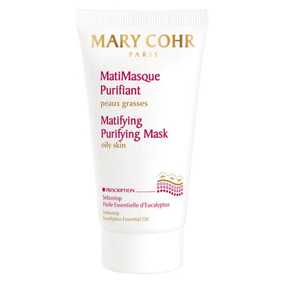 Mattifying Purifying Mask<br><span>Anti-shine 'blotting sheet' mask</span>