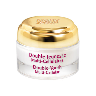 Double Youth Multi-Cellular<br><span>Helps fight off the effects of ageing on the skin<span>