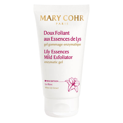 Lily Essences Mild Exfoliator<br><span>Enzymatic gel for delicate skin</span>