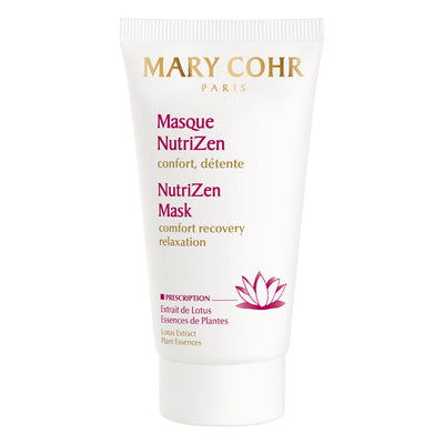 NutriZen Mask<br><span>Serenity and comfort for the skin</span>