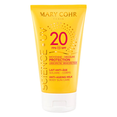 Anti-Ageing Milk SPF 20<br><span>Sun protection Anti-ageing</span>
