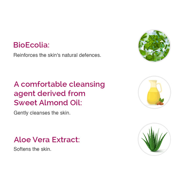 Ecobiology<br><span>Natural beauty gentle skin cleansing</span>
