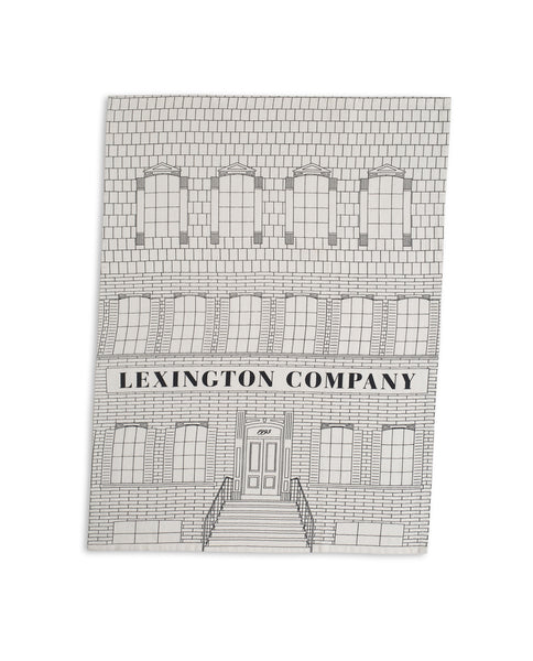 Torchon Maison Blanc - Lexington Company
