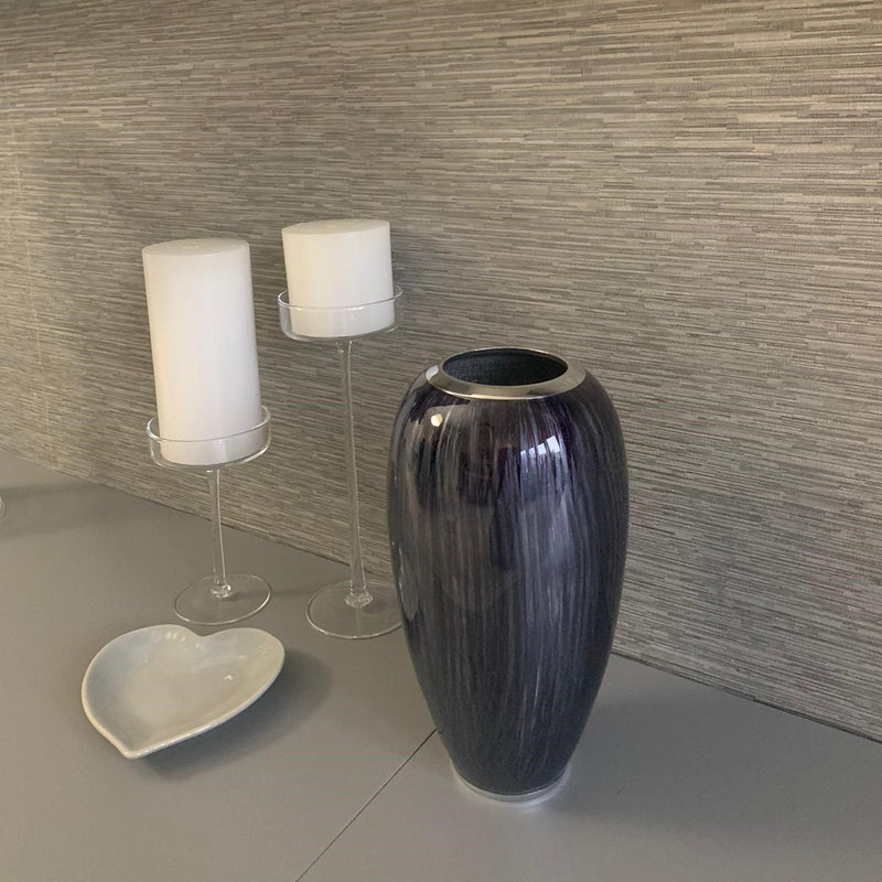products/AL390-Namaste-silver-grey-recycled-aluminium-fairtrade-ethical-vase-display.jpg