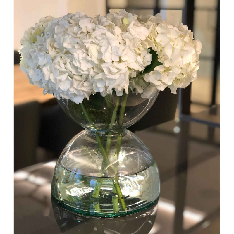 products/CQ10-G1585-LSA-Eden-Canopy-vase-recycled-clear-glass-white-ReChic.jpg