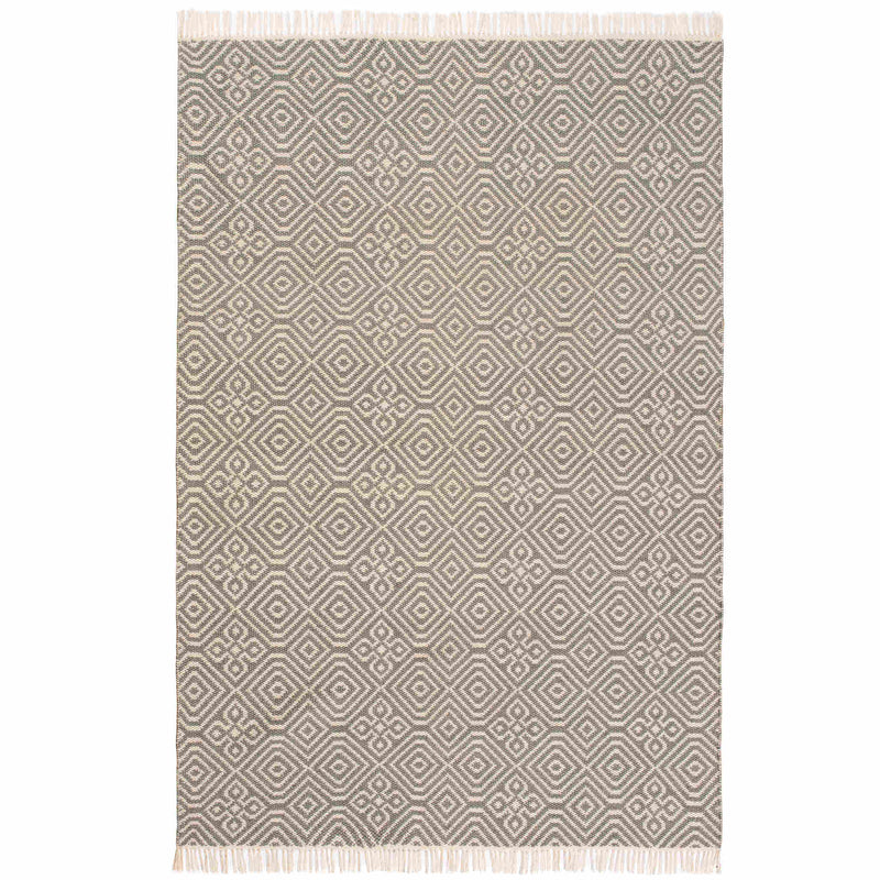 products/R21146GY-Namaste-recycled-bottle-PET-grey-ethical-eco-rug-sustainable-home-decor.jpg