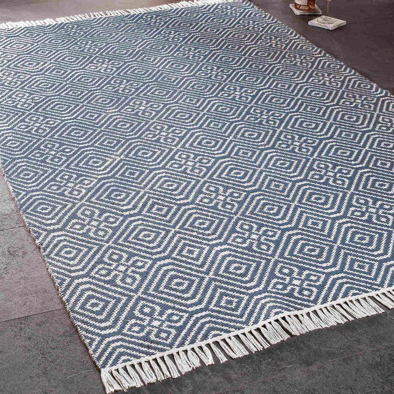 products/R21146IN-Namaste-recycled-bottle-PET-blue-ethical-kilim-rug-sustainable-home-decor.jpg