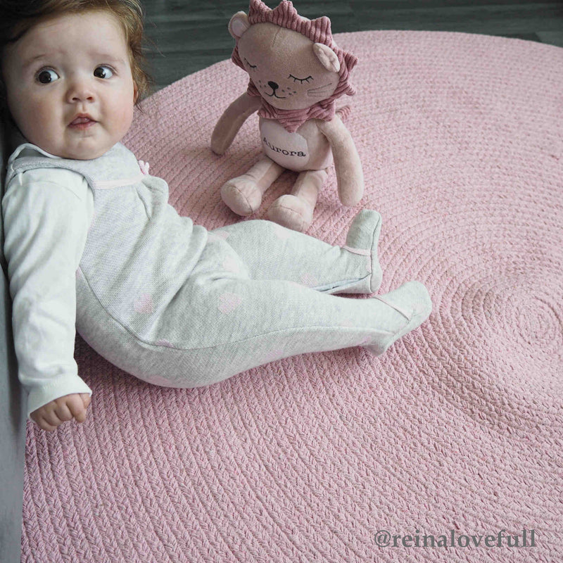 products/ReChic-Liv-Interior-Pink-Round-Recycled-Cotton-Rug-130cm-Sustainable.jpg