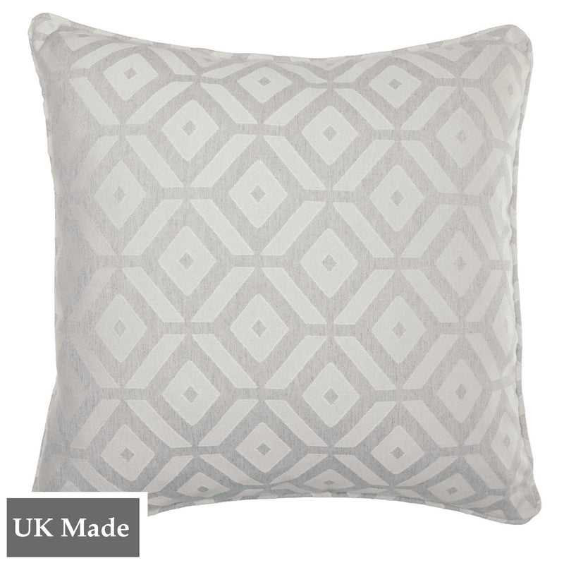 products/ReChic-recycled-cotton-PET-geometric-silver-grey-white-cushion-45cm-uk.jpg