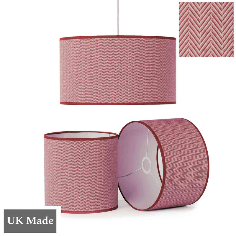 products/ReChic-recycled-cotton-red-chevron-drum-lampshades-cylinder-uk-eco.jpg