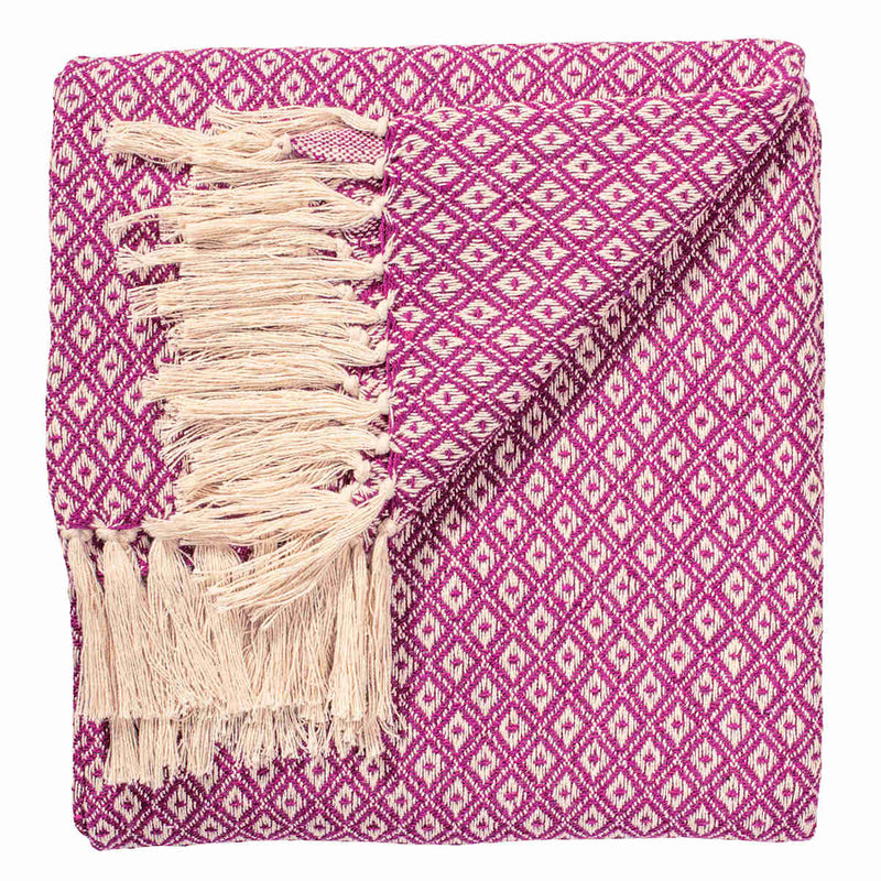 products/TH136P-Purple-Recycled-Cotton-Blanket-Throw-Sustainable-Eco-Ethical-Fair-Trade.jpg