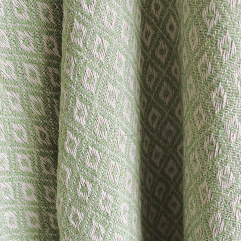 products/TH136SA-Green-Recycled-Cotton-Blanket-Throw-Sustainable-Eco-Ethical-Ripple.jpg