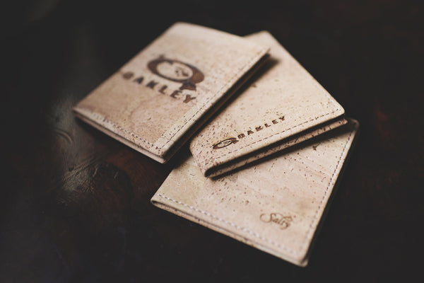 Salty Wallet - Custom Engraved