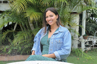 Emma Rolls - Founder of EMRO Designs - Aboriginal Rugs, Mats & Cushions