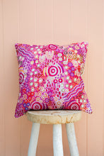 Load image into Gallery viewer, 'Dubay Jagun' Women on Country cushion cover | EMRO Designs
