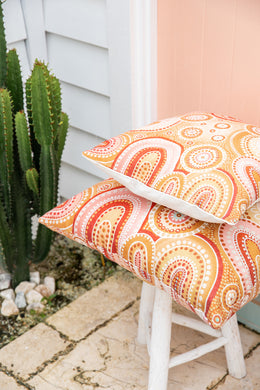 Sacred Place Cushion Cover | EMRO Designs