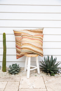 Place of Saltwater- cushion cover