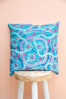 Mother Country Cushion Cover | EMRO Designs