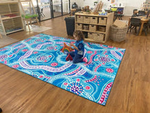 Load image into Gallery viewer, 'Wajunbihn Jagun'- Mother Country 2x3m Rug | EMRO Designs