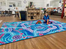 Load image into Gallery viewer, 'Wajunbihn Jagun'- Mother Country 2x3m Rug