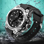 SANDA Sport Wrist Watch (Waterproof)